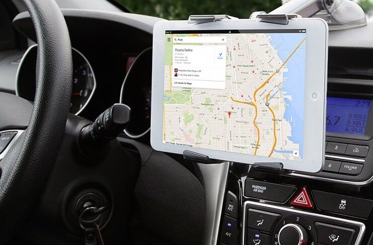 A complete guide to convert your old iPad to GPS