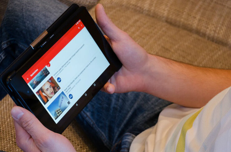 Delete YouTube Watch History on Android