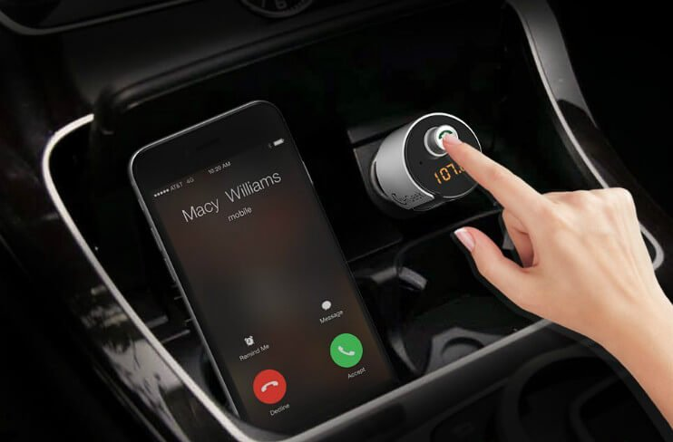 Best Bluetooth Fm Transmitters for Cars