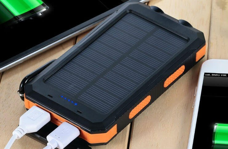 8 Best Solar Chargers for Phones & Tablets to Recharge | Mashtips