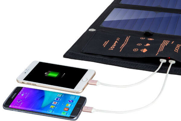 SOKOO Solar Charger