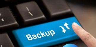 Windows Backup Restore Options