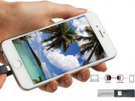 iPhone Backup Flash Drive