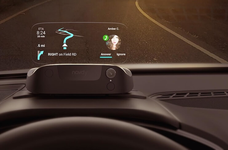 Best Head Up Display Car