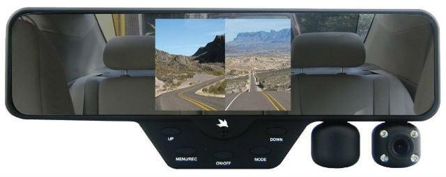 Falcon Zero F360 HD Dual Dash Cam