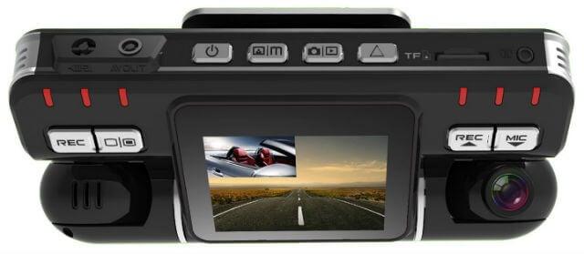 Pruveeo MX2 Dual Lens DashCam