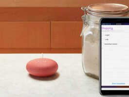 Add iOS Reminders with Google Home