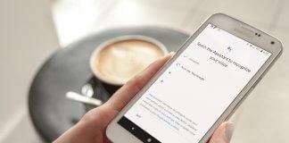 Retrain Google Assistant Voice
