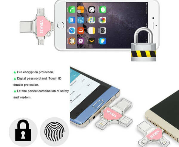 USB Flash Drive for iPhone Android