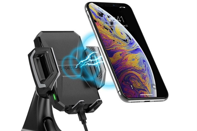 8 Best Wireless Car Chargers for iPhone & Android | Mashtips