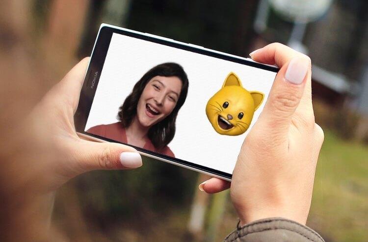 iPhone Animoji on Android_F