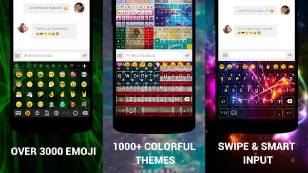 Keyboard - Emoji Emoticons
