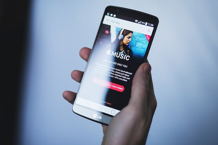 Song Finder App Android iPhone