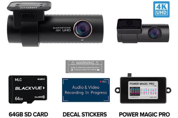 BlackVue DR900S-2CH Dashcam