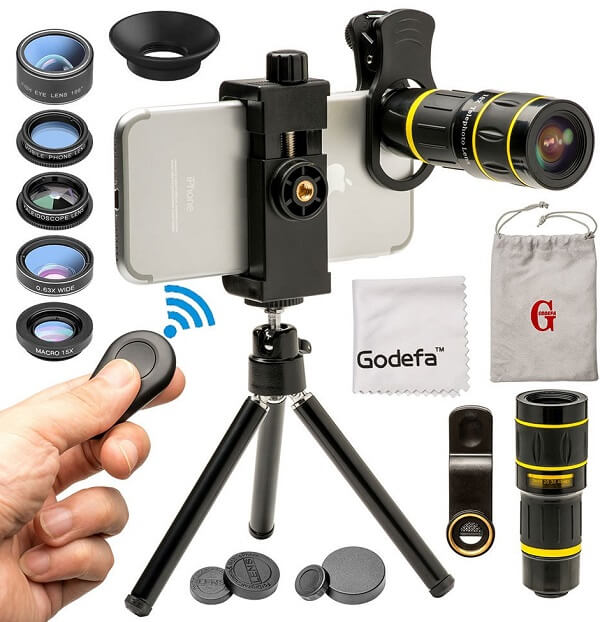 Godefa Cell Lens Kit