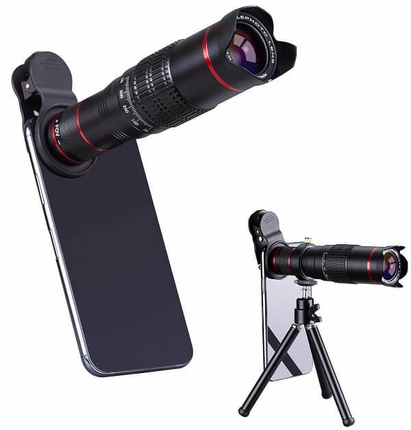 HXGD Telephoto Lens