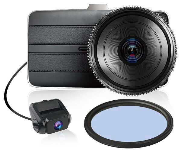 KDLINKS DX2 Dual Dashcam