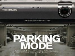 Parking Mode Dash Cam for Surveillance