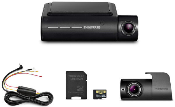 ThinkWare F800 Parking Mode Dashcam