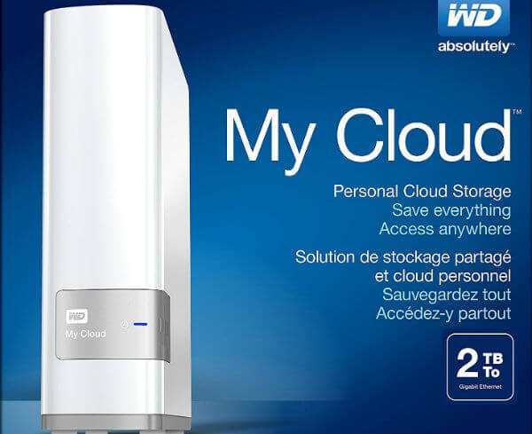 WD Cloud Personal NAS