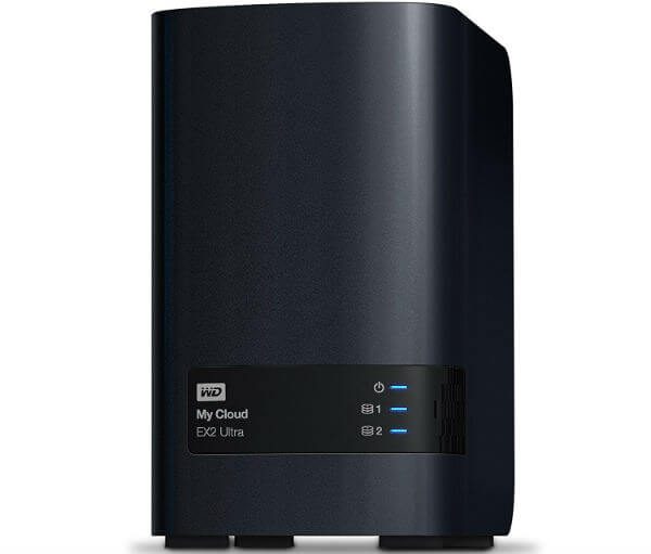 WD Cloud Ultra NAS
