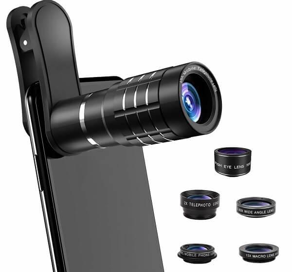 aomais lens kit