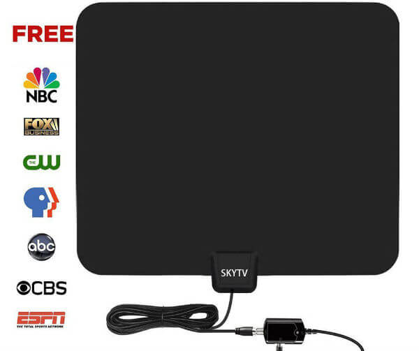Amplified HDTV Antenna-SKYTV 50
