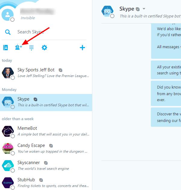 Skype-Bot-Add-new