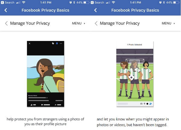 Facebook Face Recognition Photo Tagging