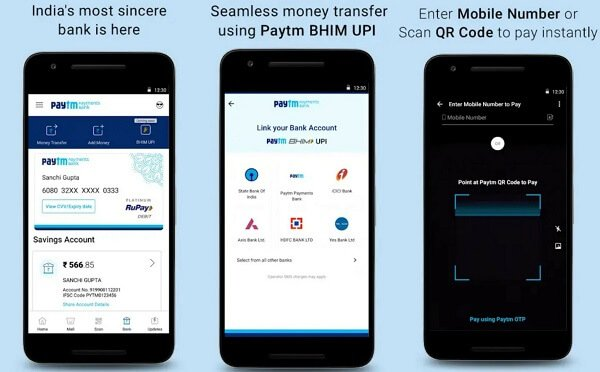 Paytm - digital wallet apps