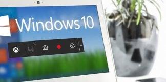 Windows10 Free Screen Recorder
