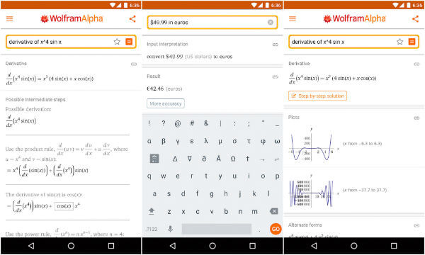 7 Best Math Problem Solver App for Android and iPhone | MashTips Mathway Find The Derivative on find the antiderivative, find the function, find the root, find the limits, find the map, find the parabola, find the logarithm, find the ratio,