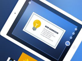 iOS Business Card Scanner Apps