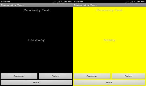proximity censor