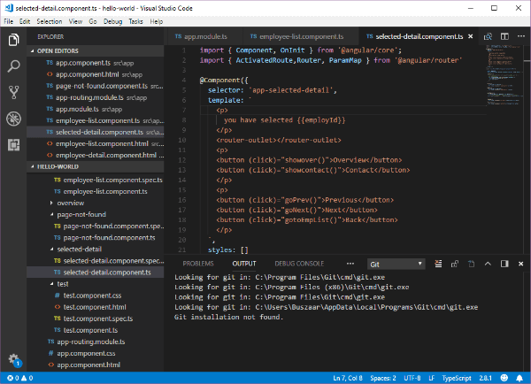 Visual Code Studio best text editor for PC