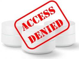 Google WiFi Block Websites
