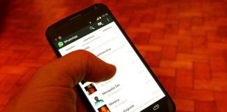 Hide WhatsApp Media Android