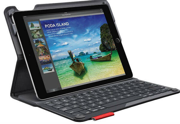 Logitech Type+ Protective iPad Air 2