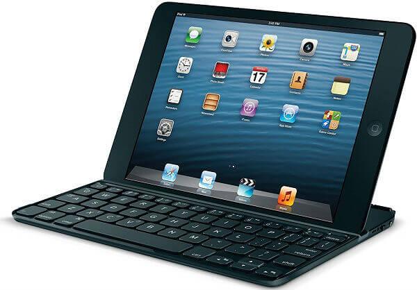 Logitech Ultrathin Keyboard Cover Mini for iPad mini - Black