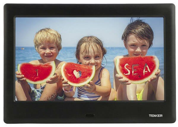 TENKER 7-inch Digital Photo Frame