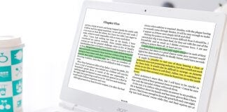 Windows E-Pub Readers