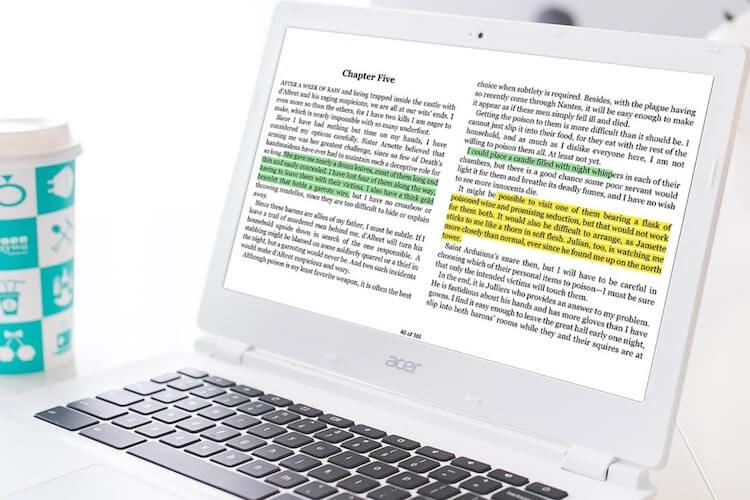 Windows E-Pub Readers