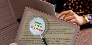 Online OCR Tools