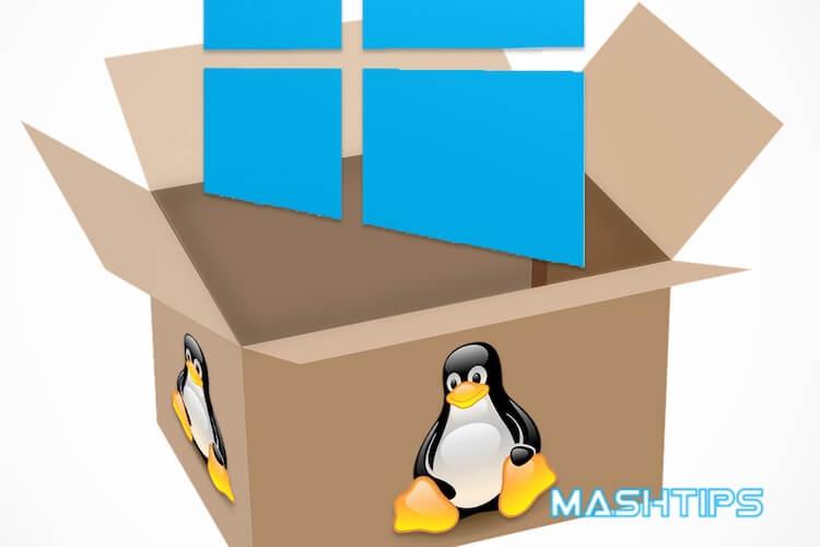 Run Windows Program Linux
