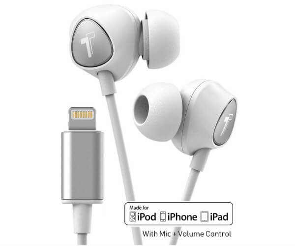 Thore V100 iPhone Earbuds Lightning Connector