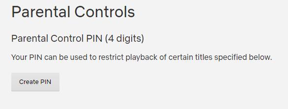 Windows chrome netflix create pin