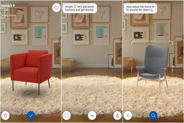 Best virtual reality apps for iOS - IKEA Place