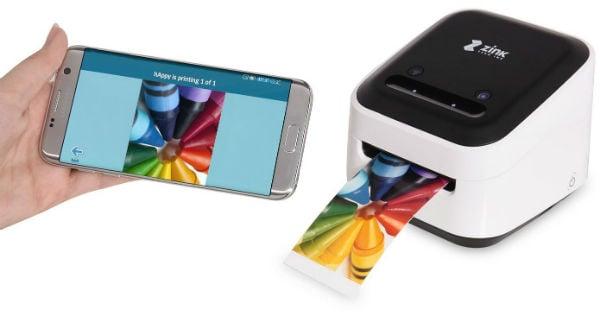 Zink Happy Phone Printer