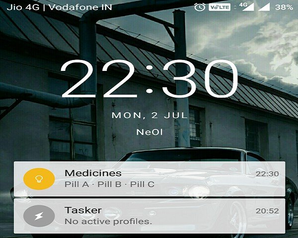 android google keep location reminders