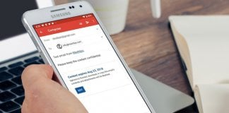 Gmail App Confidential Mode